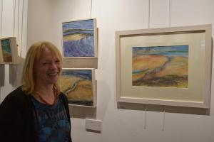 Susan DawsonFirst ImpressionsThe Steadings Gallery,Balmacara June 2019