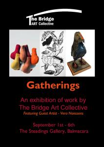'Gatherings' Exhibition September 2019