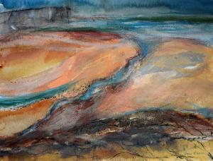 Low October Tide, Ashaig