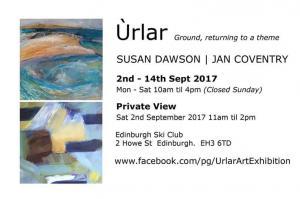 Urlar invite