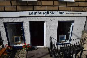 'Urlar' at Edinburgh Ski Club
